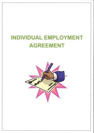 Individual Employment Agreement People First New Zealand