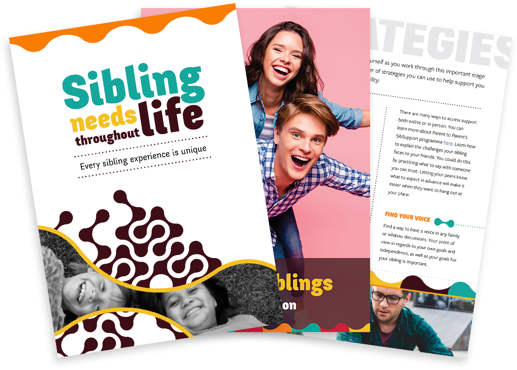 Sibling needs throughout life - adolescent years